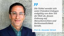 Zitattafel Alexander Görlach zur Türkei