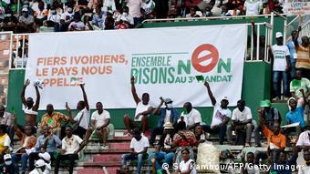 Elfenbeinküste Abidjan | Wahlen | Proteste