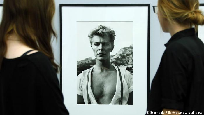 Exhibition Helmut Newton: Permanent Loan Selection (Stephanie Pilick/dpa/picture-alliance)