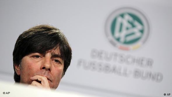 German national soccer team coach Joachim Loew