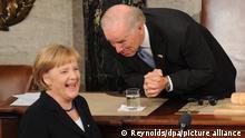 USA Washington | Gesprächspartner | Merkel und Biden