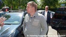 Dänemark Rechtsextremist Rasmus Paludan (Henning Bagger/Ritzau Scanpix/AFP)