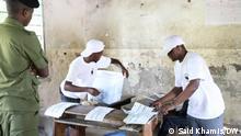 Tansania Daressalam |Wahl 2020 |Stimmzählung