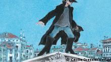 Ausschnitt aus dem Buchcover Cornelia Funke: Herr der Diebe (Cecilie Dressler Verlag)