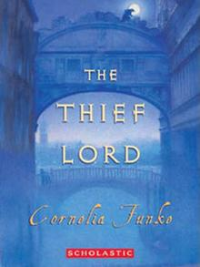 Bookcover of The Thief Lord