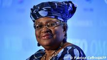 Ngozi Okonjo-Iweala (Fabrice Coffrini/AFP)