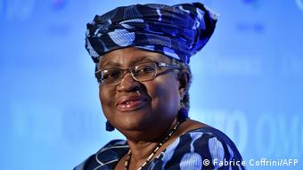 Ehemalige Außen- und Finanzminister Ngozi Okonjo-Iweala