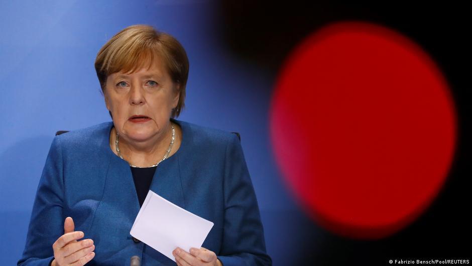 Coronavirus: Germany to impose one-month partial lockdown