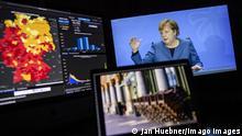 Канцлерка Німеччини Анґела Меркель була змушена оголосити нові карантинні обмеження на тлі стрімкого зростання кількості інфікувань коронавірусом