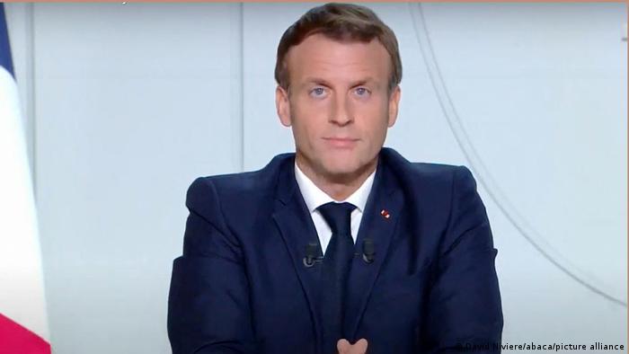 Macron lanzó este miércoles un llamado a la nación a cumplir las reglas.