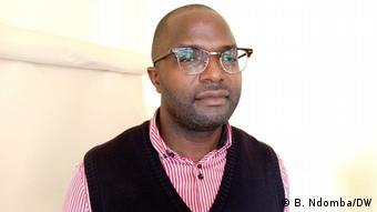 Priester Celestino Epalanga aus Angola