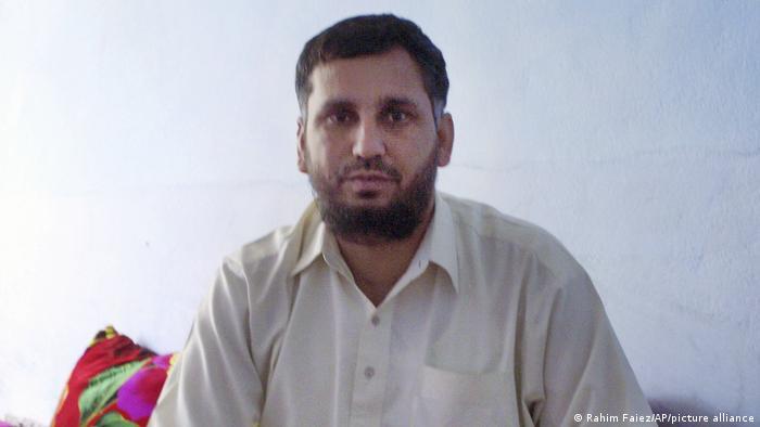 Tahir Ludin in a file photo.