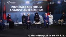 Balkan Forum gegen Antisemitismus