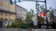USA I Hurrikan Zeta in New Orleans