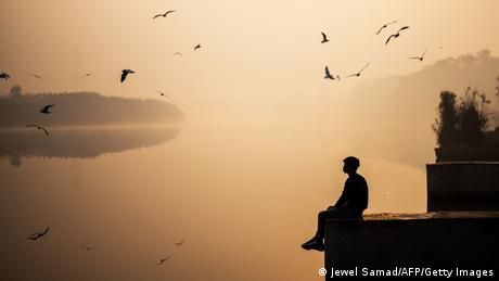 BdTD Indien Nebel Neu Delhi (Jewel Samad/AFP/Getty Images)