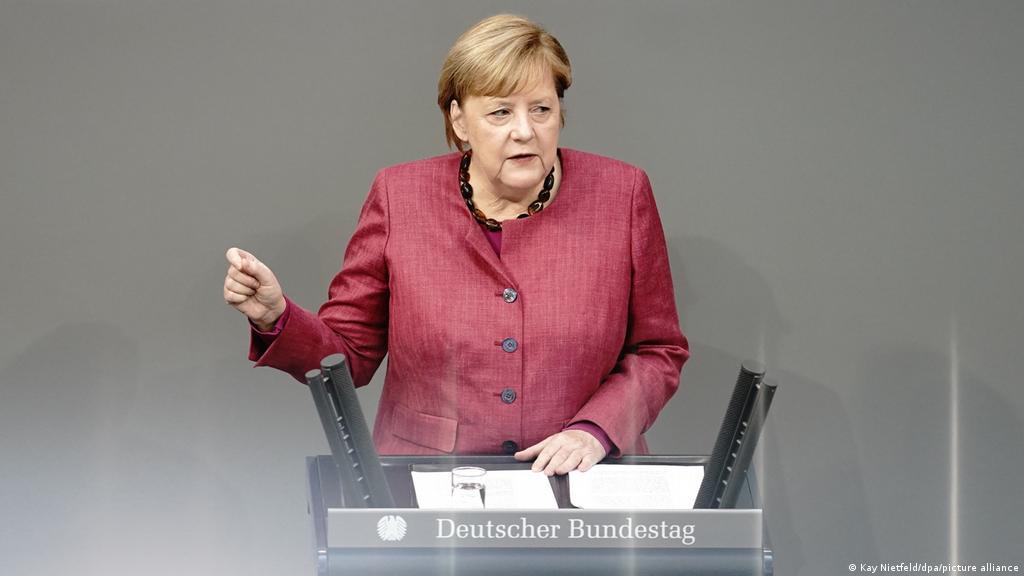 Merkel Ansprache Coronavirus