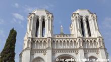 كنيسة نوترودام بنيس والتي وقعت داخلها الجريمة المروعة