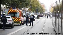 Frankreich Nizza | Messerattacke | Ermittlungen