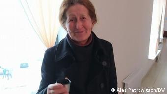 63-летняя брестчанка Елена Гнаук