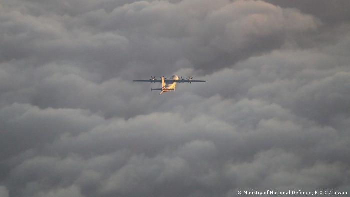 Kampfjets China Taiwan (Ministry of National Defence, R.O.C./Taiwan)
