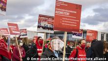 Deutschland Berlin | Protestaktion | Alarmstufe Rot