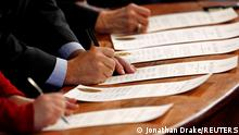 North Carolina electors sign certificates of vote in 2016