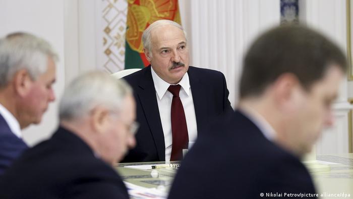 Weißrussland Belarus Alexander Lukaschenko Innere Sicherheit