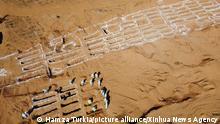 Libyen Krieg Massengrab Suche nach vermissten Personen