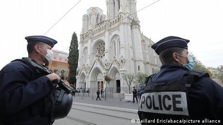 Συνεργό του δράστη της Νίκαιας αναζητούν οι γαλλικές αρχές
