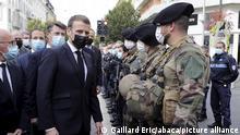 هجوم إرهابي في فرنسا