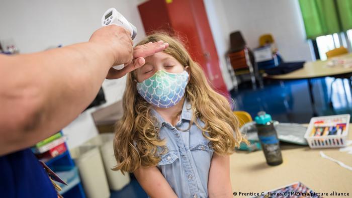 USA Kalifornien | Schule und Corona-Pandemie
