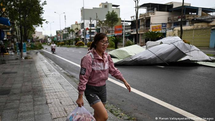 Vietnam | Taifun Molave (Manan Vatsyayana/AFP/Getty Images)