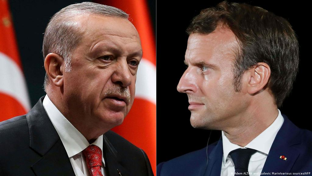 France S Emmanuel Macron Seeks To Calm Tensions With Muslims News Dw 01 11 2020