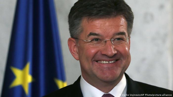 Sonderbeauftragter für d. Kosovo Serbien Dialog Miroslav Lajcak