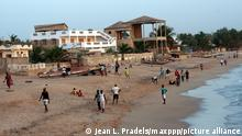 Senegal Küste