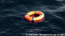 Symbolbild Seenotrettung von Bootsflüchtlingen