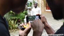 Afrika Smartphone