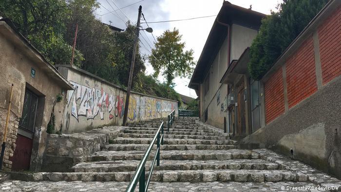 Bivša ulica Zagrići