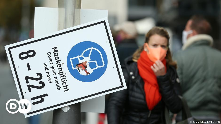 Coronavirus digest: Germany cases reach record high, France locks down