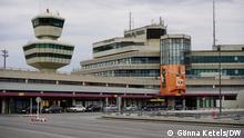Besuch der Architekten Meinhard von Gerkan & Volkwin Marg im Flughafen Berlin Tegel im Sommer 2020 DW, Gönna Ketels, Juni 2020