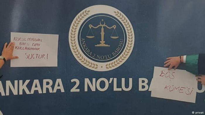 Türkei Ankara | Anwaltskammer sucht Mitglieder