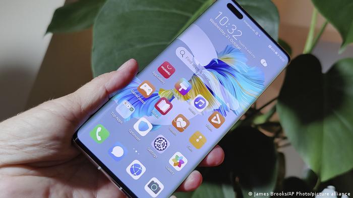 Neues Mate 40 Pro von Huawei