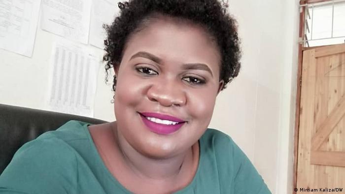 Malawi | Tabu Kitta | Sprecherin des Energieministeriums