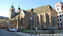 Deutschland St. Sebastian Kirche in Magdeburg (Gemeinde St. Sebastian)