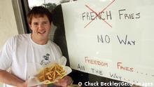 USA | Restaurant Namensänderung von French Fries zu Freedom Fries