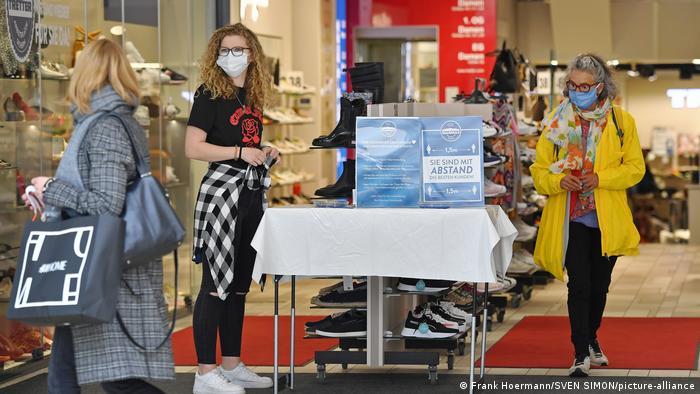 Consumo ajudou a puxar alta do PIB alemão no terceiro trimestre