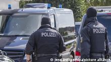 الشرطة الألمانية تنفذ بحملة مداهمات (أرشيف)