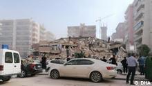 Türkei Erdbeben in Izmir (DHA)