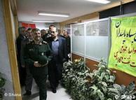 فرمانده سپاه پاسداران در دیدار از طرحهای گازی پارس جنوبی - عکس از آرشیو