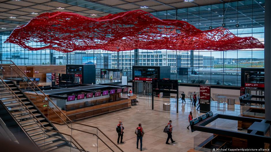 Berlin's new airport finally opens: A story of failure and embarrassment